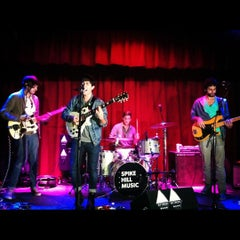 Photo taken at Spike Hill by Caitlin B. on 10/21/2011