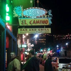 Photo taken at Casino El Camino by Julie C. on 1/19/2012