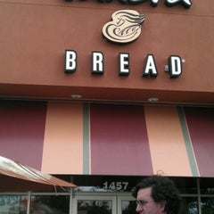 Photo taken at Panera Bread by Karina G. on 8/5/2012