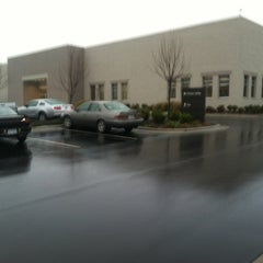 Photo taken at Lowe's Home Improvement - Corporate Office by Curtis J. on 11/16/2011