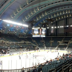 Photo taken at Boardwalk Hall by Igor R. on 1/30/2012