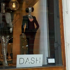 Photo taken at Dash NYC by Corey on 1/17/2012