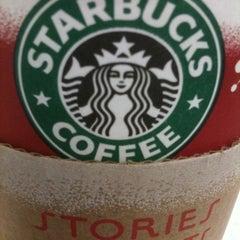 Photo taken at Starbucks by Jennifer C. on 12/22/2010