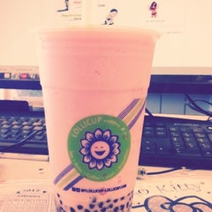 Photo taken at Tea Zone by Nie D. on 6/14/2012