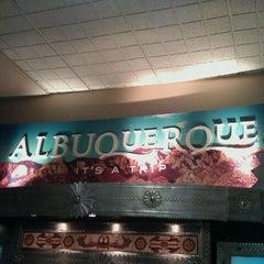 Photo taken at Albuquerque International Sunport (ABQ) by Eddie V. on 12/30/2010