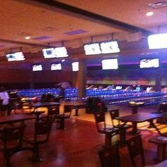 Photo taken at Celebrity Lanes Bowling by Julie B. on 9/3/2011