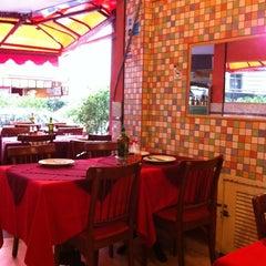 Photo taken at Restaurante Stambul by Mari L. on 4/12/2012