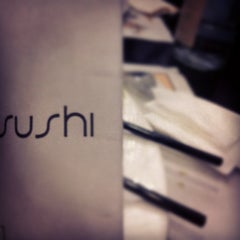 Photo taken at Wok Sushi by stefano s. on 3/14/2012