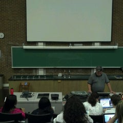 Photo taken at Chemistry Building by Christopher G. on 4/10/2012