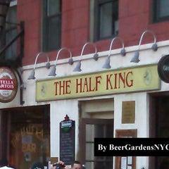 Photo taken at The Half King by Raj M. on 12/23/2010