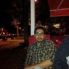 Photo taken at Cafe İstanbul by Abdullah N. on 10/13/2011