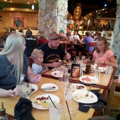 Photo taken at Tucanos Brazillian Grill by Emerson S. on 7/21/2012