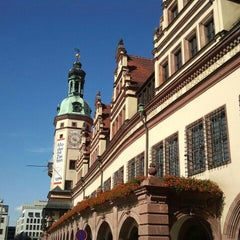 Photo taken at Altes Rathaus by Kast on 8/12/2012