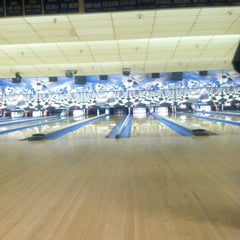 Photo taken at Kearny Mesa Bowl by Leah R. on 3/23/2012