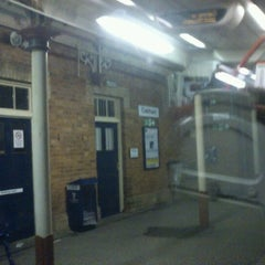 Photo taken at Oakham Railway Station (OKM) by Drew I. on 2/8/2012