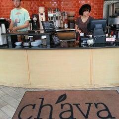 Photo taken at Ch'ava Café by Ka on 7/19/2012