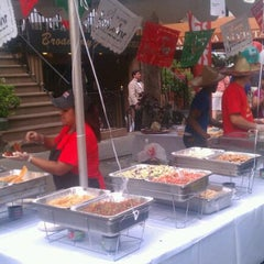 Photo taken at Taste of Times Square by Wilber V. on 6/11/2012