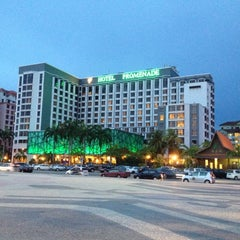 Photo taken at Promenade Hotel by Ah Boy N. on 7/24/2012