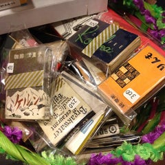 Photo taken at R&B RHYTHM_AND_BOOKS by atsushi y. on 2/25/2012