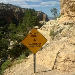Photo taken at Grand Canyon National Park by Brian E. on 9/8/2012