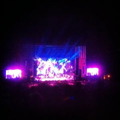 Photo taken at The Gorge Amphitheatre by Stephen M. on 9/2/2012