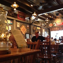Photo taken at Cracker Barrel Old Country Store by Jay S. on 3/29/2012