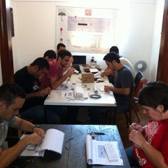 Photo taken at Garoa Hacker Clube by Claudio M. on 3/10/2012