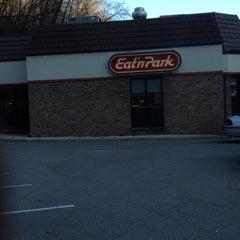 Photo taken at Eat'n Park by Matt on 3/11/2012