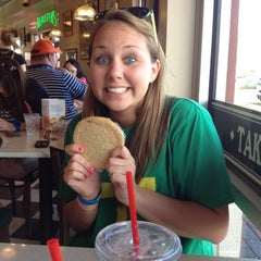 Photo taken at McAlister's Deli by Lindsey T. on 3/17/2012