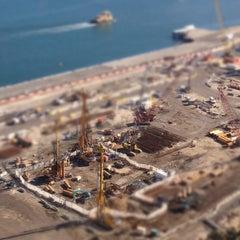 Photo taken at Barangaroo by Jay A. on 5/28/2012