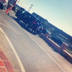 Photo taken at High Street Car Wash by Toccara B. on 4/22/2012
