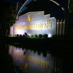 Photo taken at โรงเรียนฤทธิยะวรรณาลัย (Rittiyawannalai School) by Morraget R. on 7/8/2012