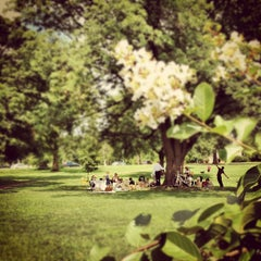 Photo taken at Forest Hill Park by Charlie on 8/12/2012