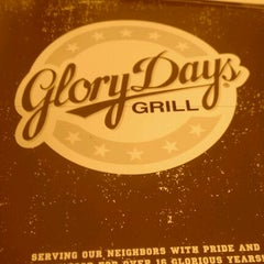 Photo taken at Glory Days Grill by Chris P. on 3/23/2012