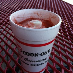 Photo taken at Cook-Out by Roger S. on 3/26/2012
