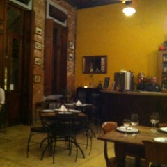Photo taken at Ritto Pizza Bar by Fernando C. on 7/8/2012