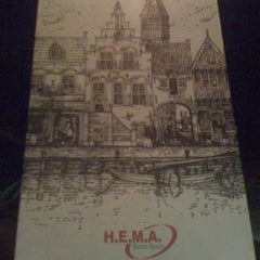 Photo taken at H.E.M.A. Dutch Resto by Irwan S. on 7/28/2012