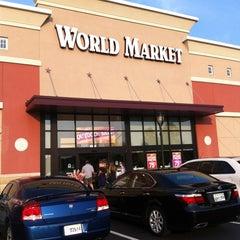 Photo taken at World Market by Suzie on 8/17/2012