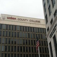 Photo taken at Union County College - Elizabeth Campus by Sam Y. on 9/5/2012