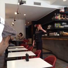 Photo taken at Caffé Nero by JF K. on 4/7/2012
