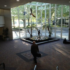 Photo taken at Greenville-Spartanburg International Airport (GSP) by Jessica H. on 3/26/2012
