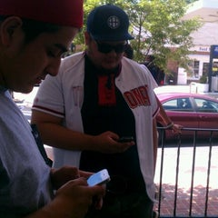 Photo taken at ICONS Sports Lounge & Grille by Shawn L. on 6/23/2012