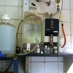 Photo taken at Wahiawa WWTP Lab Building by Julian A. on 5/18/2012