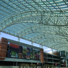 Photo taken at Gerald R. Ford International Airport (GRR) by Ben on 3/14/2012