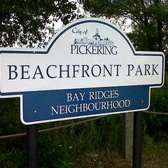 Photo taken at Beachfront Park by Doug T. on 8/20/2012