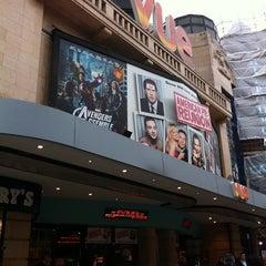 Photo taken at Vue Cinema by Polin K. on 5/4/2012