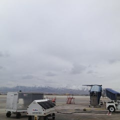 Photo taken at Concourse D by Ruth M. on 3/17/2012