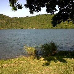 Photo taken at Hazelmere Dam by Preshaan B. on 10/23/2011