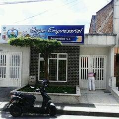 Photo taken at Hogar Empresarial Huellas de Apuestas by Gustavo A. R. on 1/23/2012