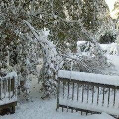 Photo taken at Snowpocalypse 2011 by Melissa J. on 10/31/2011
